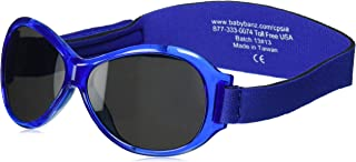 Banz Baby Retro Banz Sunglasses, Blue