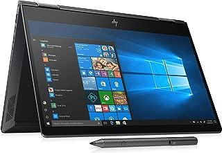 "HP 13-ar0002ne Envy Laptop, AMD Ryzen R7-3700, 16GB RAM, 512 SSD, 13"" inch, Shared, Touchscreen, Windows 10 - Black"