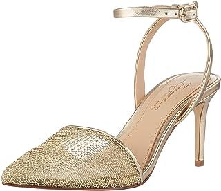 Imagine Vince Camuto Women's MAIVE Shoe, Gold 01, 7 Medium US