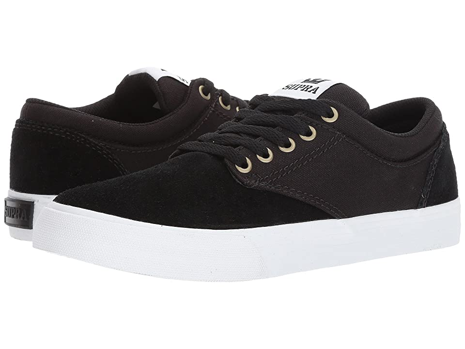 Supra Chino (Black/White) Men
