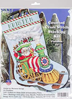 Design Works Counted Cross Stitch Kit 17