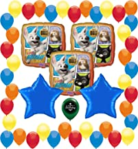 Combined Brands Bolt Birthday Party Supplies Balloon Decoration Bundle