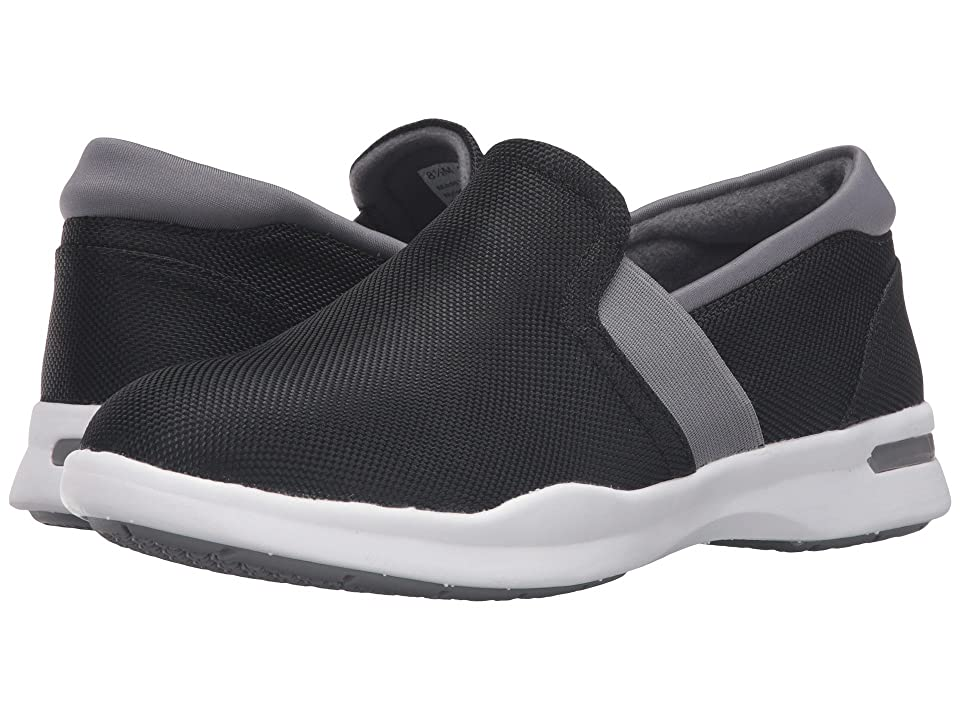 SoftWalk Vantage (Black/Grey Ballistic Nylon) Women