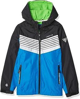 LONDON FOG boys Midweight Water Resistant Hooded Jacket
