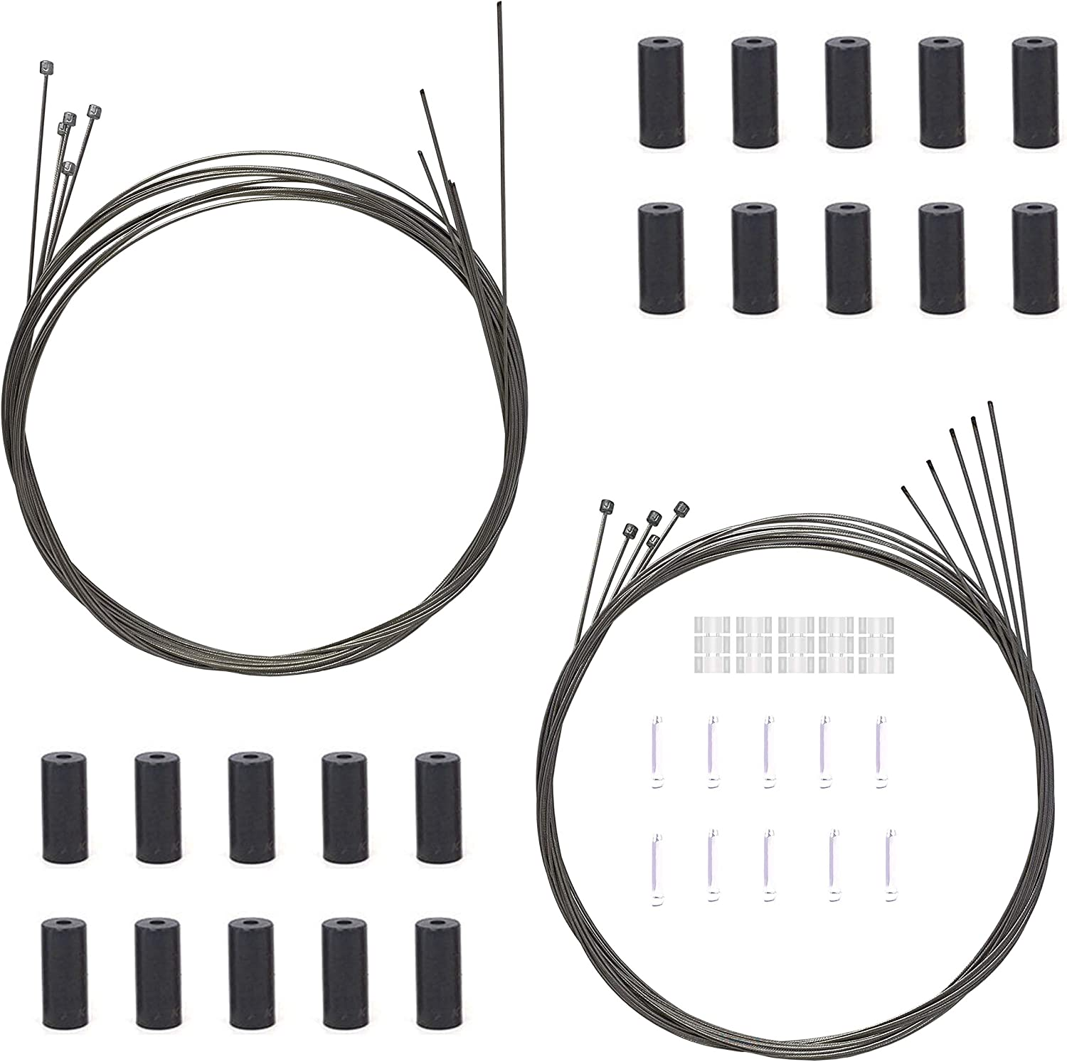DEYING 10PCS shipfree Premium Stainless Steel Shift Max 58% OFF - Cable Bike Professi