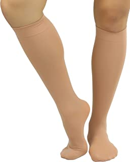 ToBeInStyle Women's Sexy Opaque Warm Knee High Long Socks Hosiery