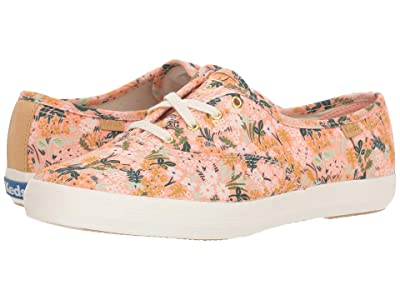Keds x Rifle Paper Co. Champion Meadow (Pink) Women