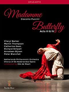 teatro real madame butterfly