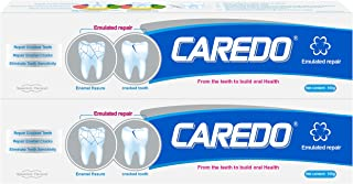 2018 discount,Fillings Cracked Tooth Toothpaste and sensitive teeth 100g - 2 Tubes(Free of artificial color...