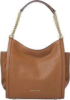 MICHAEL Michael Kors Newbury Medium Leather Shoulder Bag