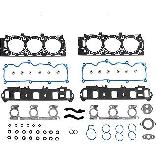 DNJ HGS4146 Graphite Head Gasket Set for 2002-2007 / Mazda / B3000 / 3.0L / OHV / V6 / 12V / 182cid /VIN U, VIN V
