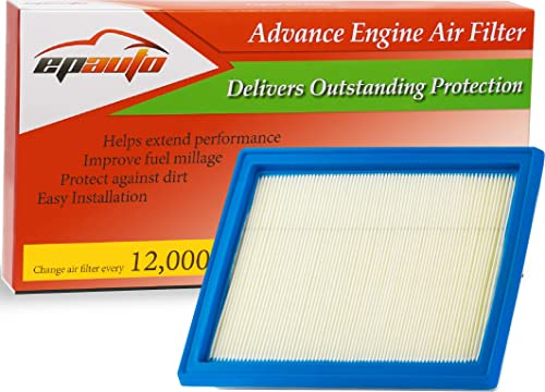wholesale EPAuto Replacement for new arrival Extra sale Guard Panel Air Filter Nissan/Infiniti GP900 (CA6900) outlet sale