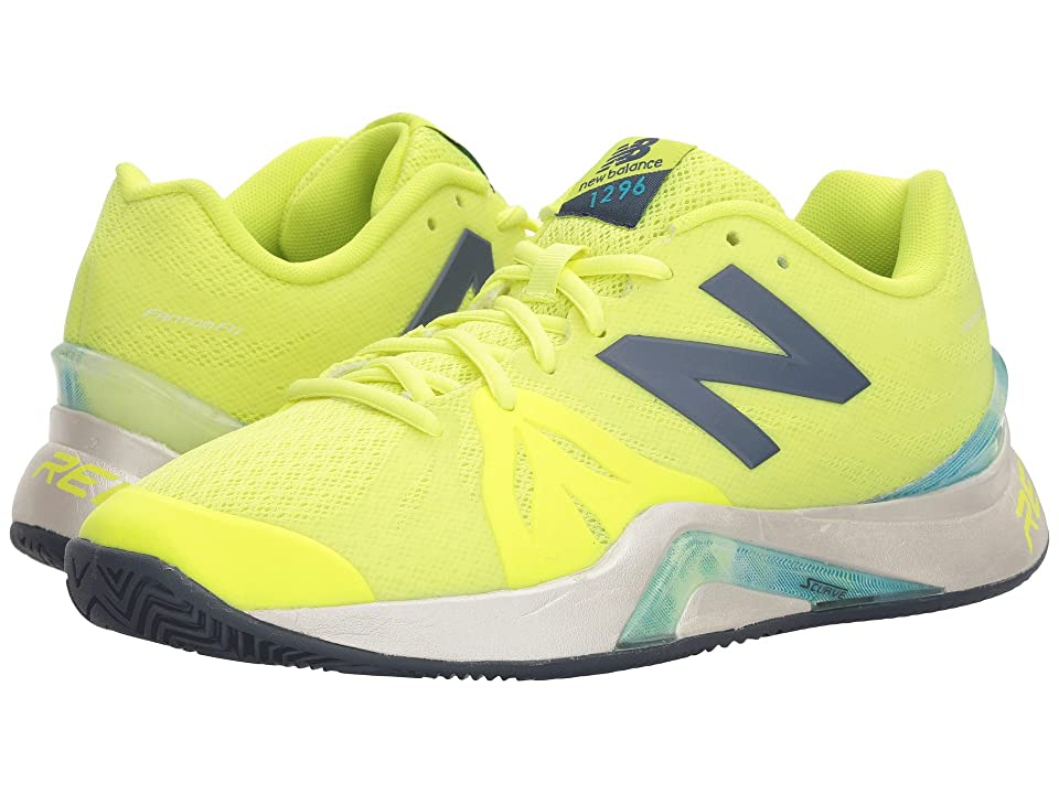New Balance 12962 (Yellow/Grey) Women