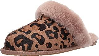 Women's Scuffette Ii Leopard Slipper