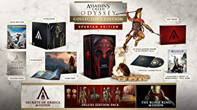 Best spartan edition assassin's creed Reviews
