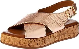 S by Sempre Di Women's Handan Fashion Sandals, Tan