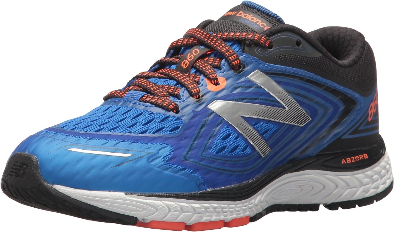 New Balance Unisex-Child 860 V8 Running Shoe