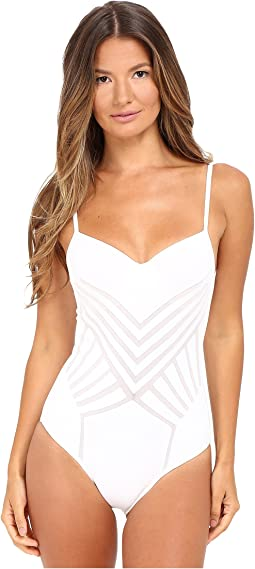 Dunes Underwire One-Piece