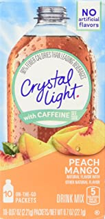 Crystal Light Drink Mix, 10 CT (Pack of 12)