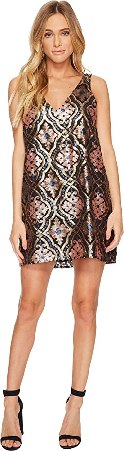 Show Me Your Mumu - Double Dipper Dress