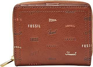 Fossil Women's Logan Mini Leather Multifunction Wallet
