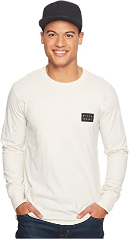 Billabong - Die Cut Printed Long Sleeve Shirt