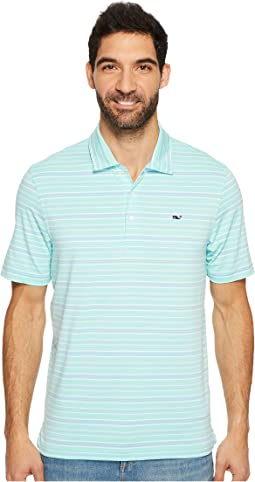 Vineyard Vines Golf - Armstrong Three Color