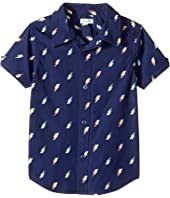 Splendid Littles - All Over Printed Lightning Bolts Woven Shirt (Toddler)
