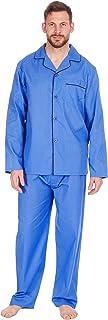 Cargo Bay Mens Pyjamas Set Button Hospital Nightwear Lounge