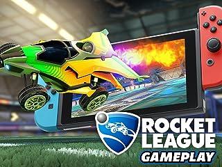 Clip: Rocket League Gameplay