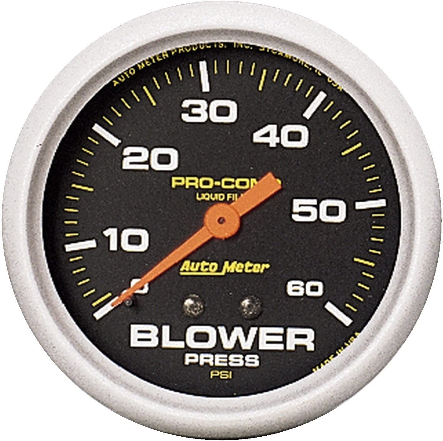 Auto Meter Arlington Mall 5401 5% OFF Mechanical Boost Vacuum Gauge