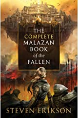 The Complete Malazan Book of the Fallen Kindle Edition