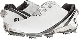 FootJoy - DNA Cleated Plain Toe Sweep Saddle BOA