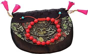 Handmade Tibetan Individually Knotted Adjustable Wrist mala Yoga Bracelet for Meditation Many Choice