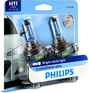 h11 white headlight bulbs