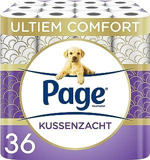 Page wc papier - Kussenzacht toiletpapier - 36 rollen - Voordeelverpakking