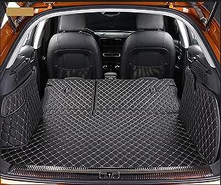 Worth-Mats 3D Full Coverage Waterproof Car Trunk Mat for Landrover Range Rover Sport 2013-2019-Black