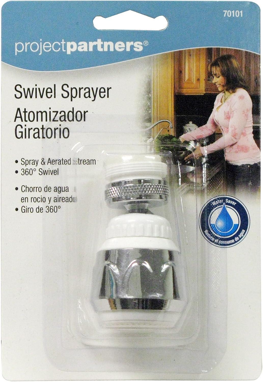 Project Partner 70101 Swivel Direct sale of manufacturer New sales Sprayer