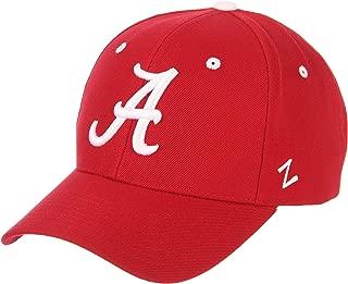 ZHATS University of Alabama Crimson Tide Bama A Red Competitor Adult Men's Adjustable Hat/Cap