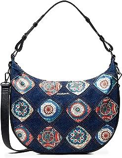 Luxury Fashion   Desigual Womens 19WAXD17BLUE Blue Shoulder Bag   Fall Winter 19