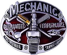 MarryAcc Mechanic Belt Buckle Guaranteed Performance Accessory