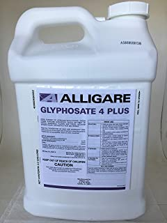 Glyphosate 4 + Plus Herbicide - 41% Glyphosate with Surfactant - 2.5 Gallon Credit 41 Extra