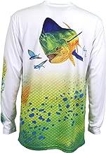Guy Harvey Ultra Pro UVX Dorado Performance LS T-Shirt