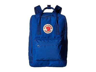Fjallraven Kanken 15 (Deep Blue) Backpack Bags