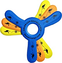 Colorado Boomerangs Kanga Boomerang 3 Pack, 3 Kids Boomerangs from