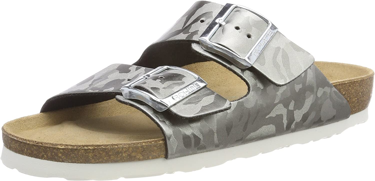 Rohde Alba Women's shoes Summershoes 5614 Silver