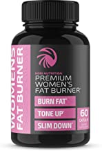 Nobi Nutrition Premium Fat Burner for Women – Thermogenic Supplement, Carbohydrate..