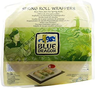 Spring Roll Wrapper Gluten Free - 134g