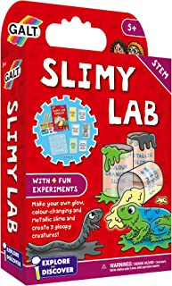 Galt Toys, Slimy Lab, Science Kit for Kids