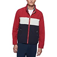 Men's Stand Collar Lightweight Yachting Jacket